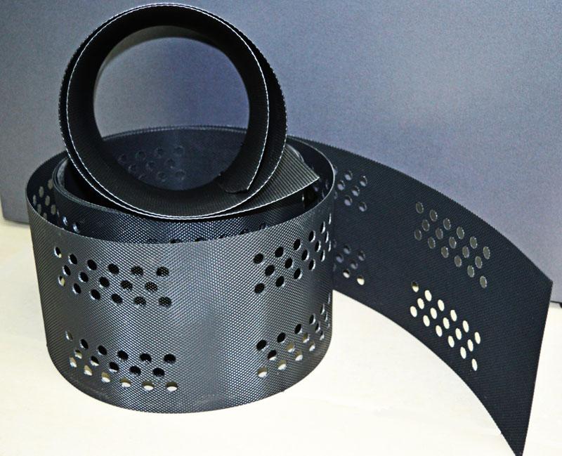 Лента ПНД для производства георешетки