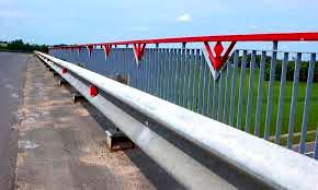 Дорожные мостовые ограждения 11МО