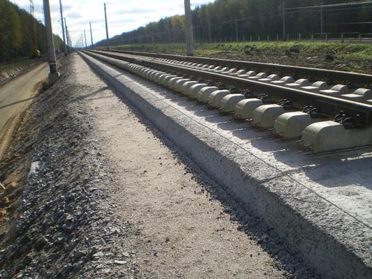 Железнодорожное строительство