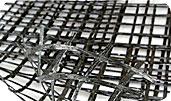 Геосетка Стеклонит – это разновидность материала, а именно рулонного и сетчатого, который состоит из полимерных, а также синтетических нитей