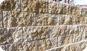Система для сооружения подпорных стен
