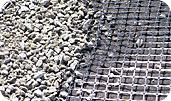 геосетка Tensar представляет собой уникальный материал, который оказывается незаменим во многих современных областях жизнедеятельности человека