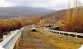 ремонт автодороги к селу Лучистое