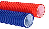 Электротехнические гофрированные трубы